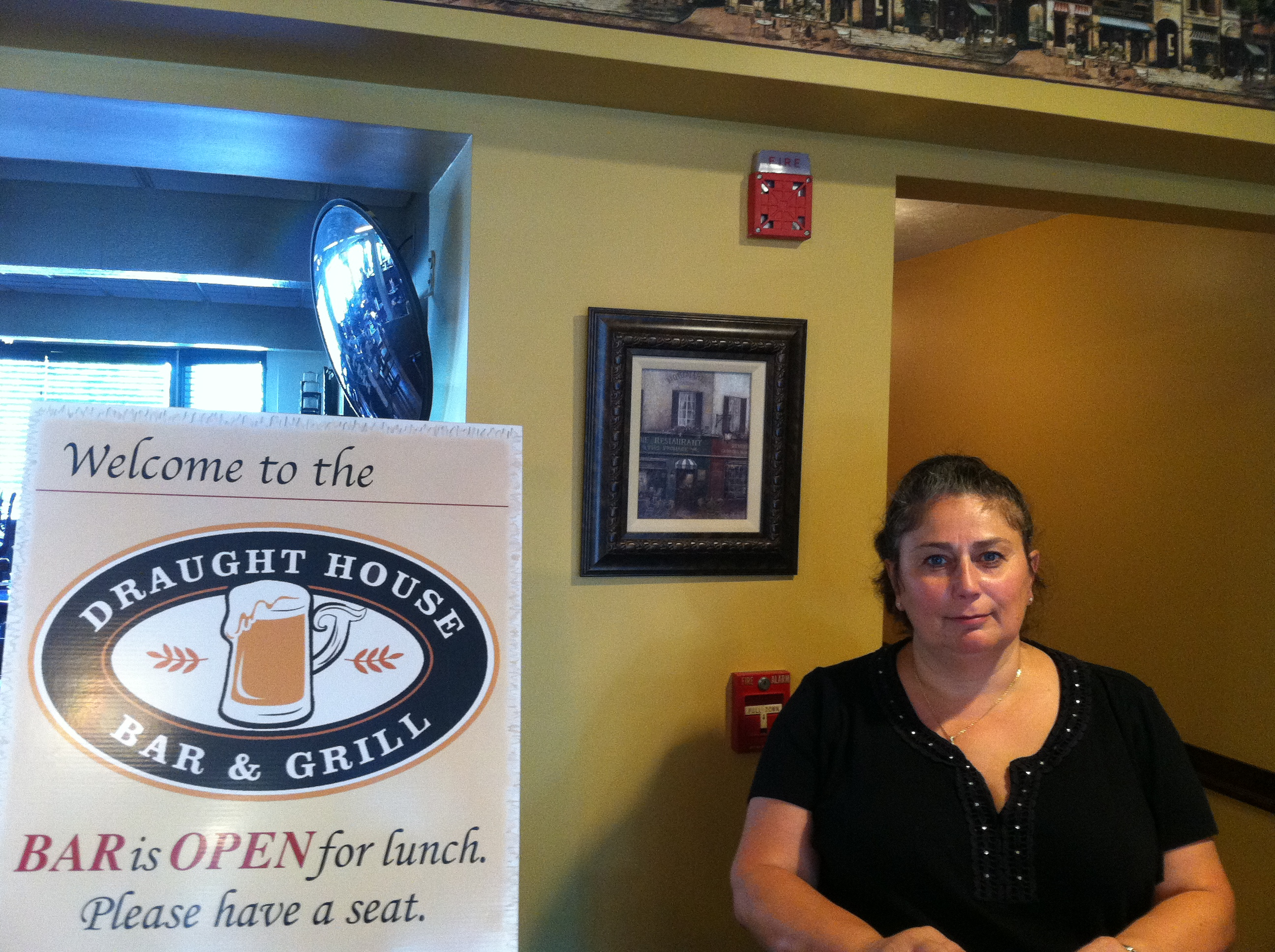 Who We Are The Draught House - Dining room manager